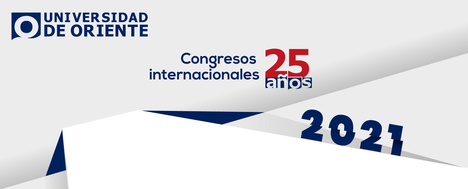 Congresos Internacionales 2021