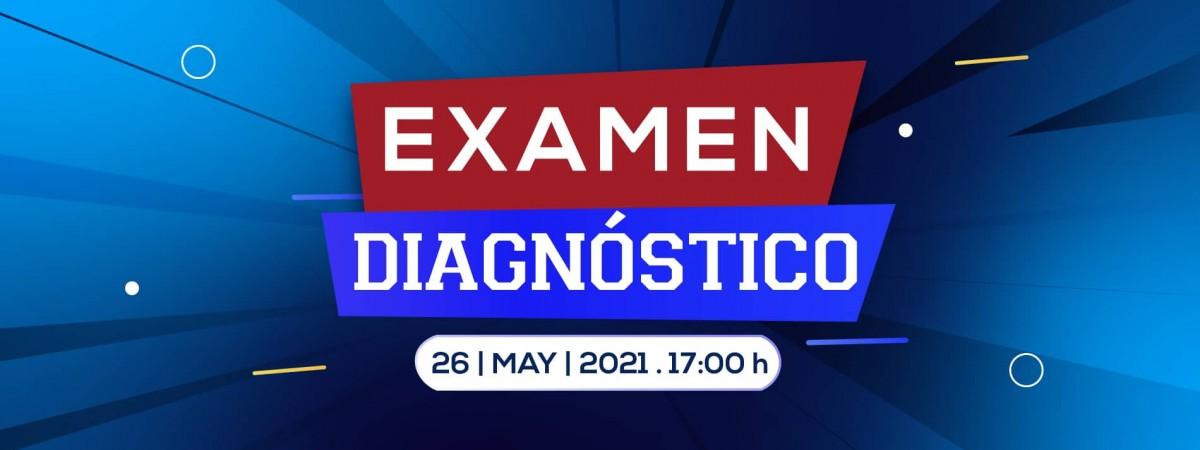 Slider Examen Diagnostico - 26 de Mayo