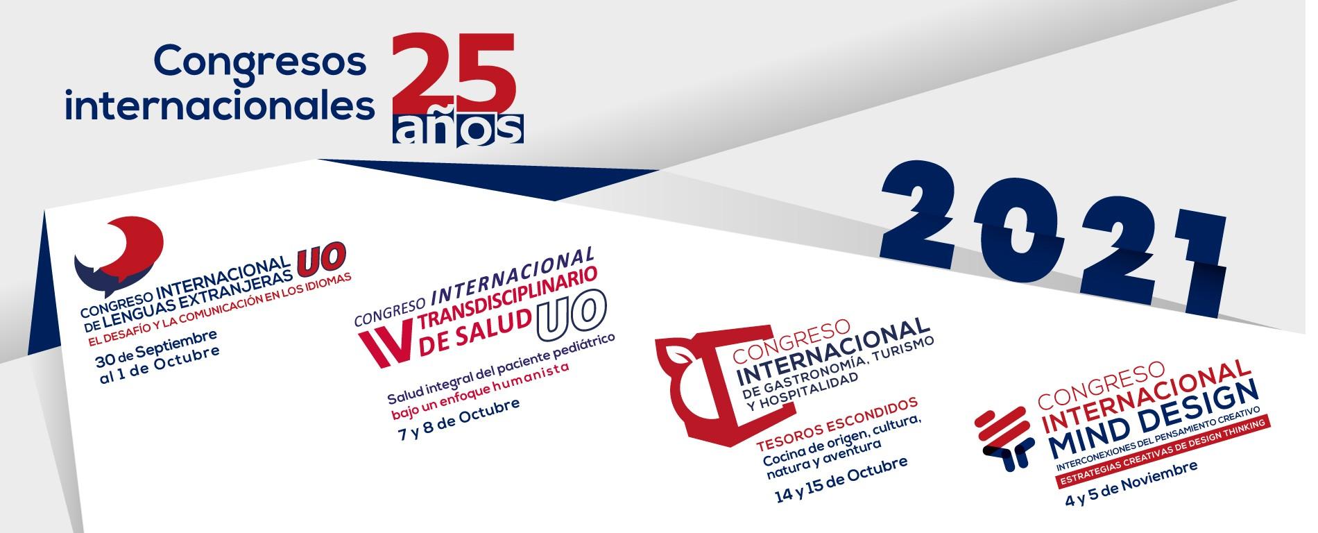 Congresos UO 2021